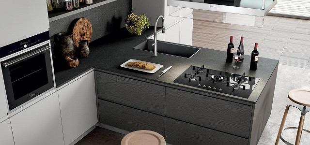 Top per cucina. I materiali: Okite | Mobilidicasa