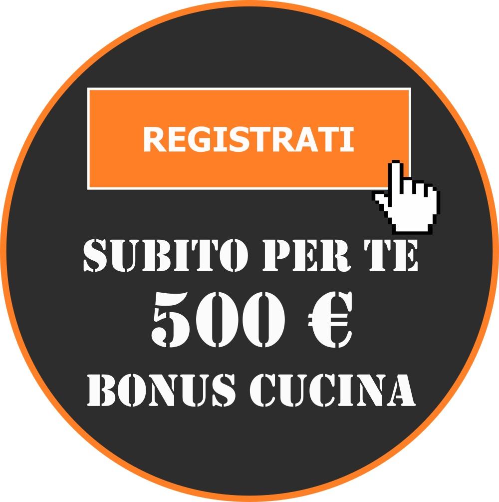Bonus cucina 500€